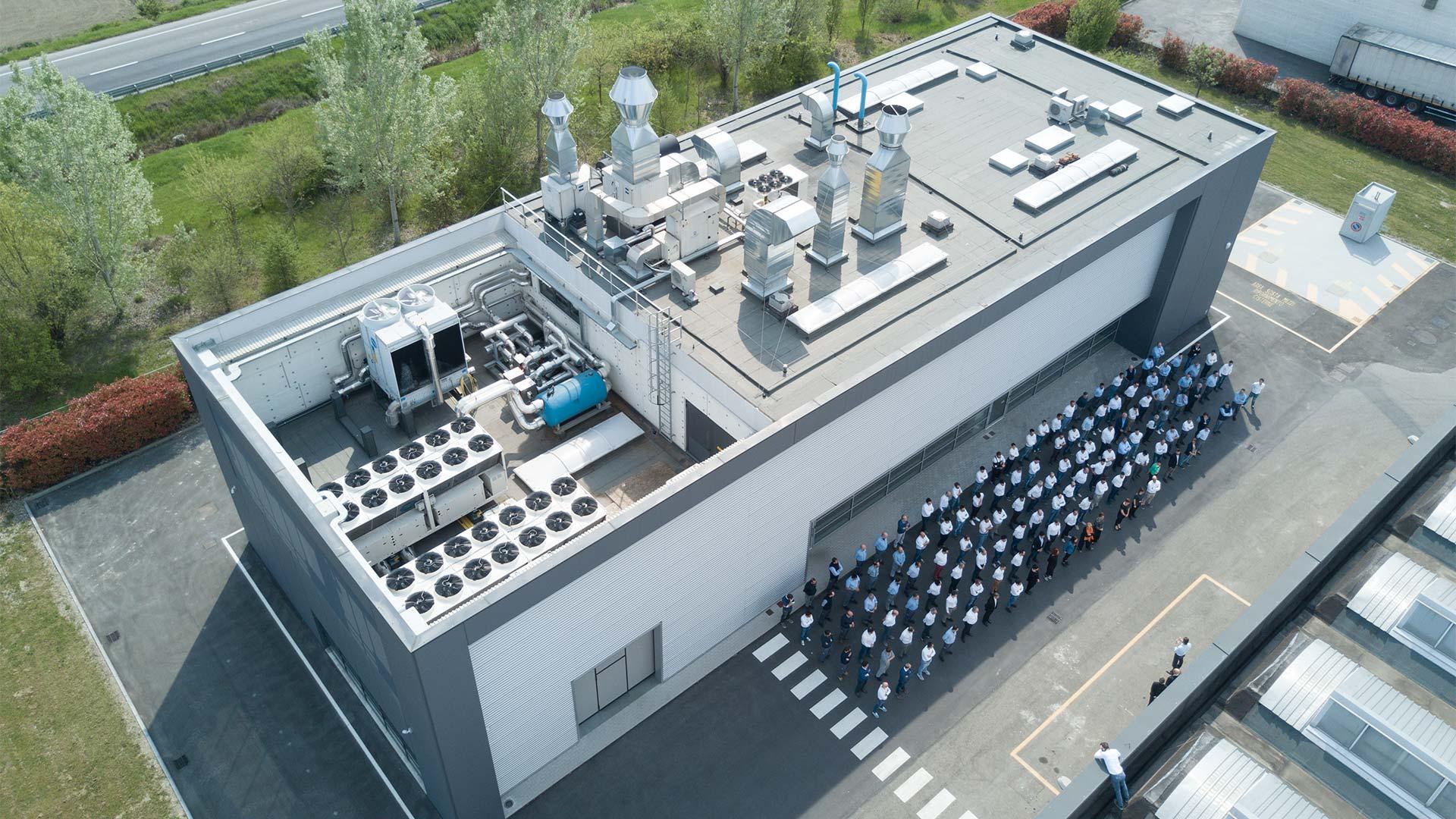 Company HPE - Foto Esterna